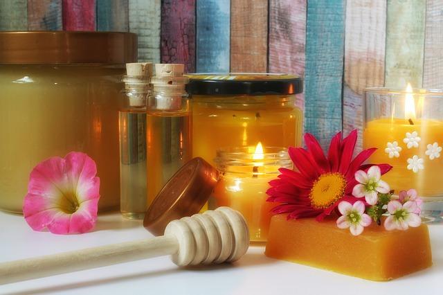 výrobky z medu