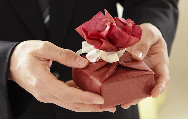 dárek pro kolegyni