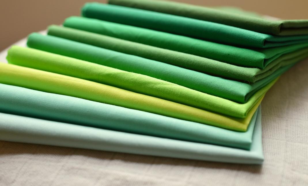 zelené látky